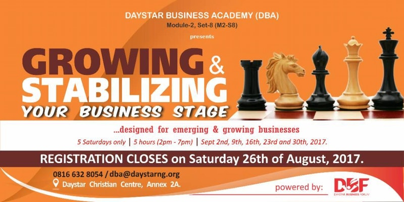 DAYSTAR BUSINESS ACADEMY