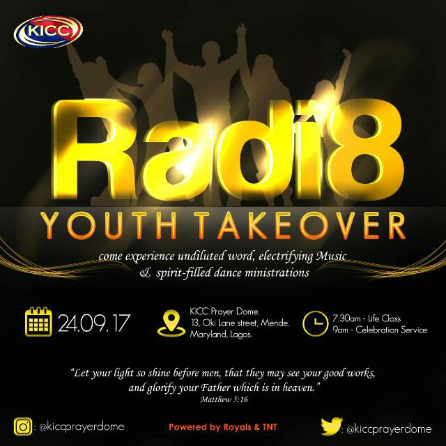 Youth Take Over