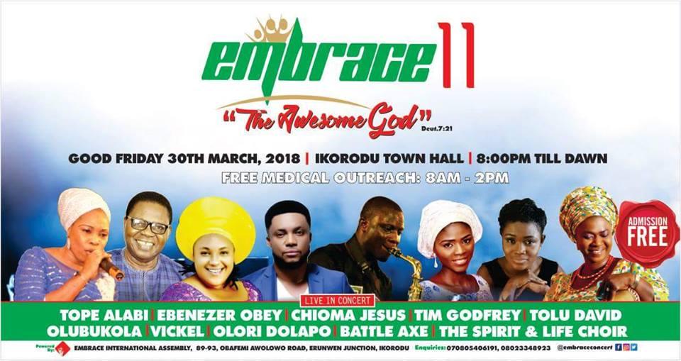Embrace Concert 11