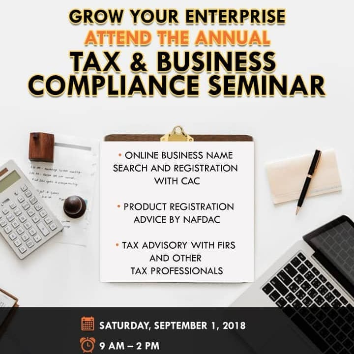 TAX AND BUSINESS COMPLIANCE SEMINAR