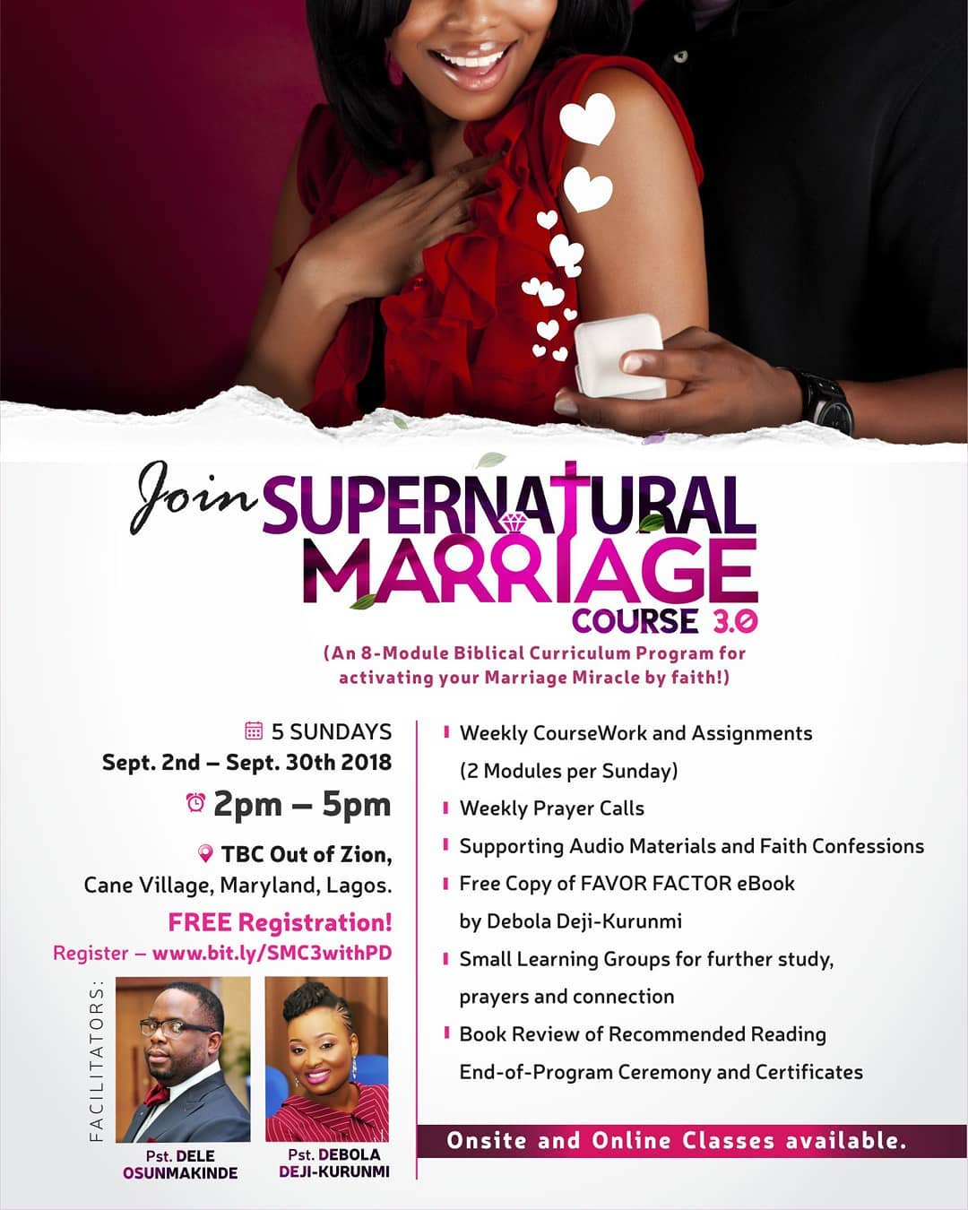 SUPERNATURAL MARRIAGE COURSE 3.0
