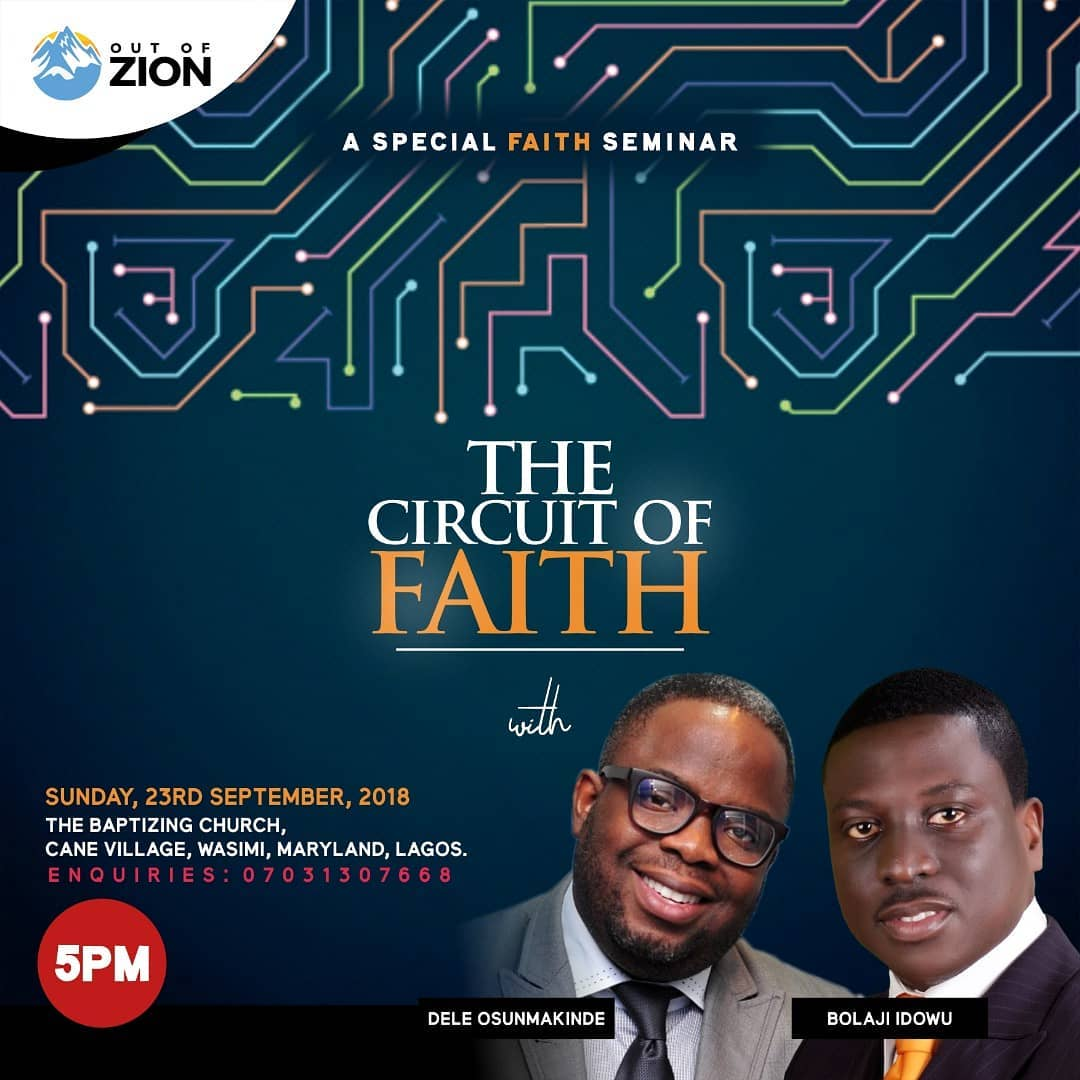 THE CIRCUIT OF FAITH