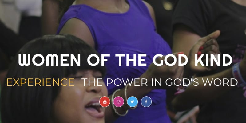 Women Of The God Kind (WOTGK) 2018 WOMEN-ONLY ENCOUNTER WEEKEND!