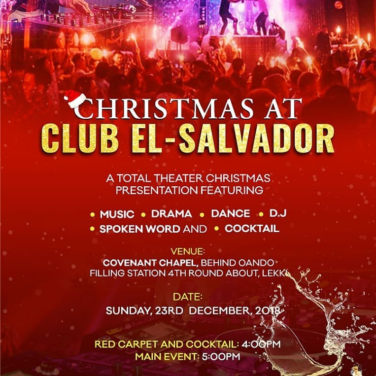 CHRISTMAS AT CLUB EL - SALVADOR