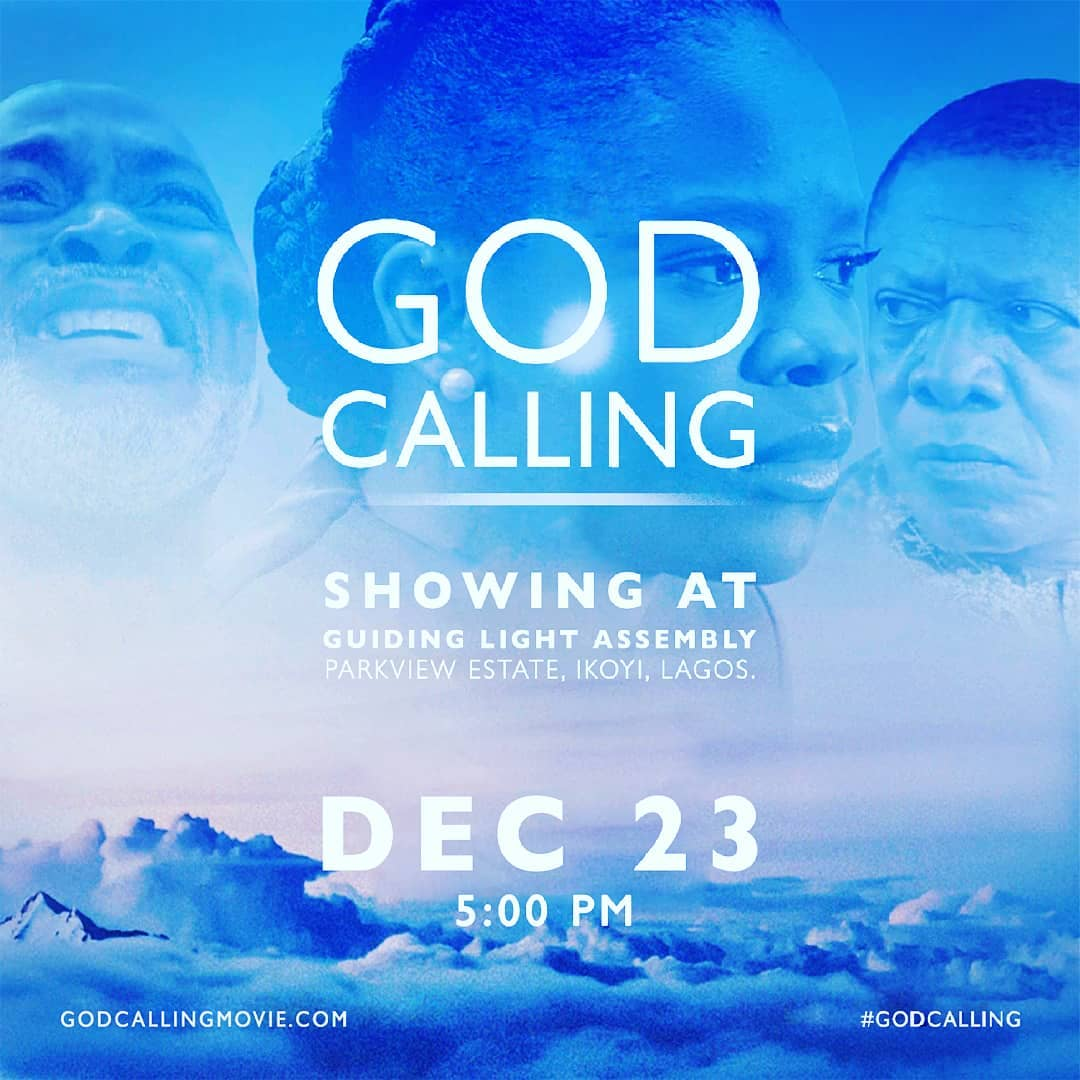 GOD CALLING MOVIE