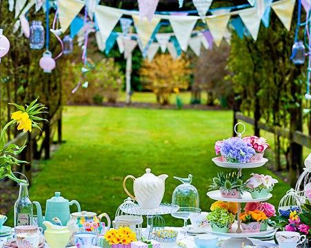 Garden Design Blog Garden Party Ideas For The Last Of Summer