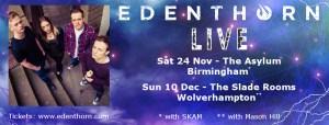 Edenthorn Live