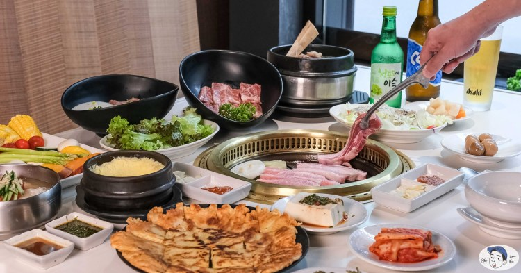 被CNN譽為最好吃的傳統正宗的韓國燒烤「Maple Tree House 楓樹韓國烤肉」,台北信義美食