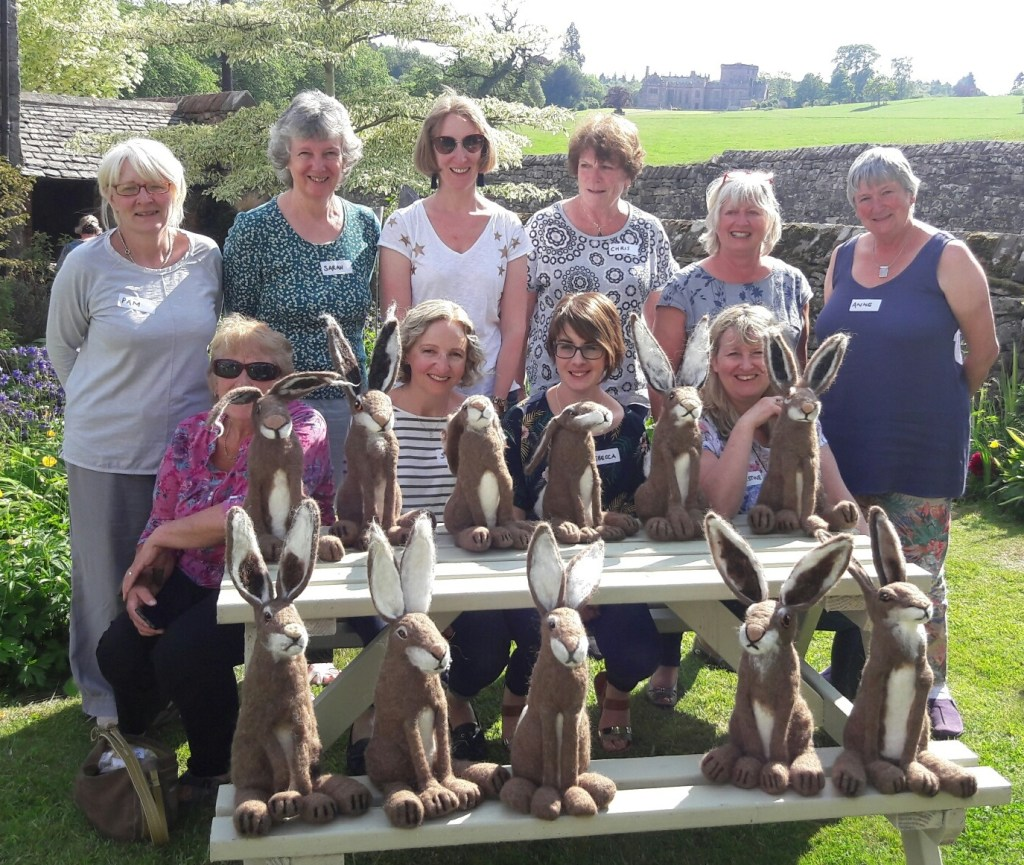 Annis hares May 18
