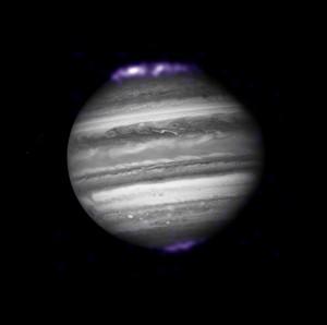 Image result for brane space, Jupiter aurora