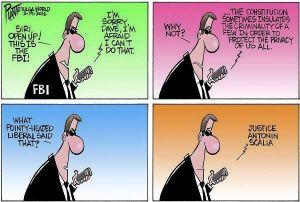 FBI vs. iPhone