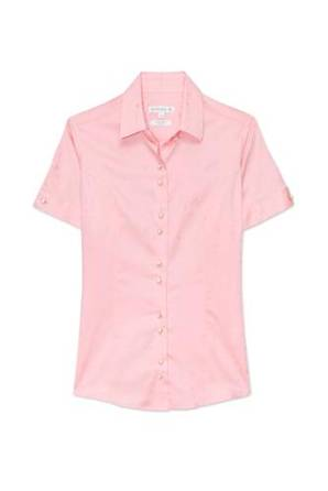 Dudalina_Camisa Maga curta_De R$299,90 por R$145,95