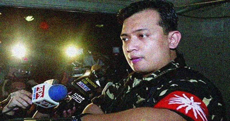 Antonio Trillanes IV (Photo from Philippine Star)