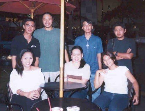 Unang EB ng Tinig.com sa Megamall, Mayo 2002