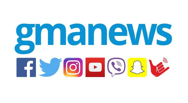 GMA News social media accounts