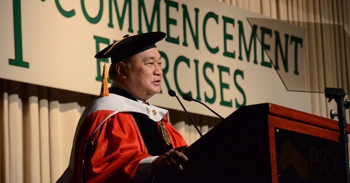 Manny V. Pangilinan on success: 'No magic, no mystery'