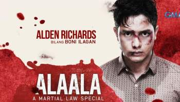 "Alden Richards on ""Alaala"""