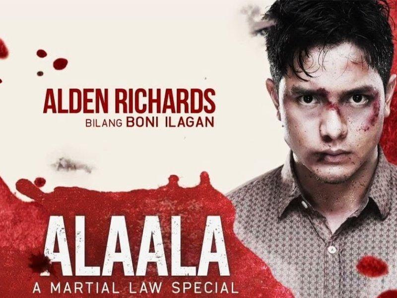 """Alden Richards on """"Alaala"""""""