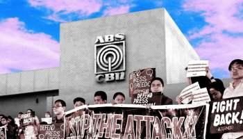 No to ABS-CBN shutdown