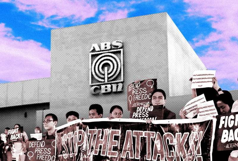 No to ABS-CBN shutdown