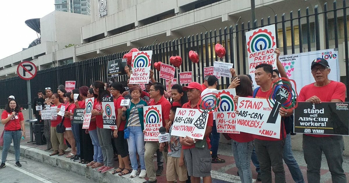 No to ABS-CBN shutdown!