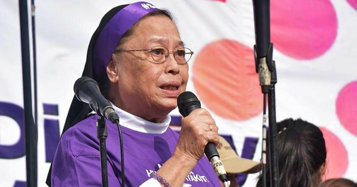 Sr. Mary John Mananzan (Arkibong Bayan)