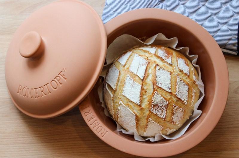 Homemade Casserole Bread