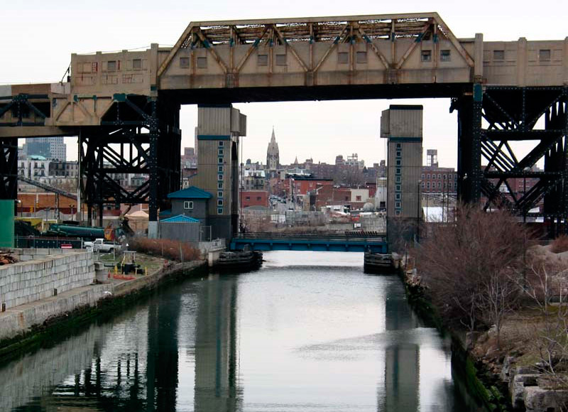 GOWANUS CANAL LOW IMPACT DEVELOPMENT STUDY