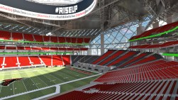 View from the South Suites.