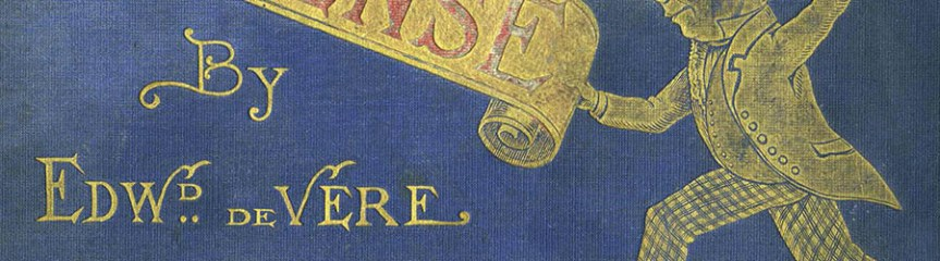 Banner book of sense EDV - Shake-Speare's connection limerick Lear