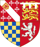 2nd Duke Flodden coat of arms - guide Howard dukes Norfolk
