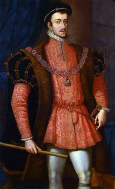 4th Duke my cousin Tom - guide Howard dukes Norfolk
