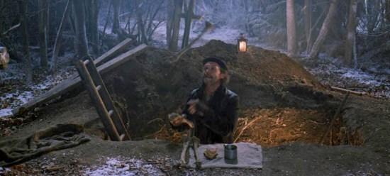 Singing gravedigger, Hamlet (1996) deVere musician author Shakespeare