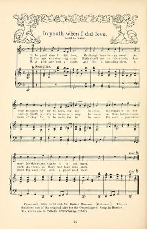 Gravedigger's song in Jackson - sm - deVere musician author Shakespeare