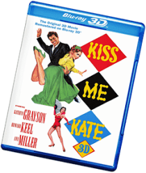 Kiss Me Kate 3D disc box tilted - Porter Shrew Oxfordian lyrics