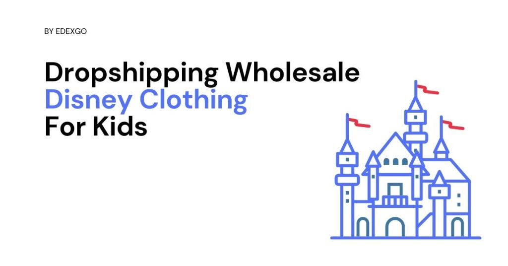 Dropshipping Wholesale Disney Clothing For Kids