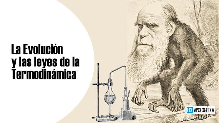 La Evolución y las Leyes de la Termodinámica