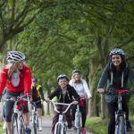 HSBC Breeze bike ride for women: Russell Road zig zags to Stockbridge