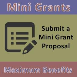Mini-Grant Application