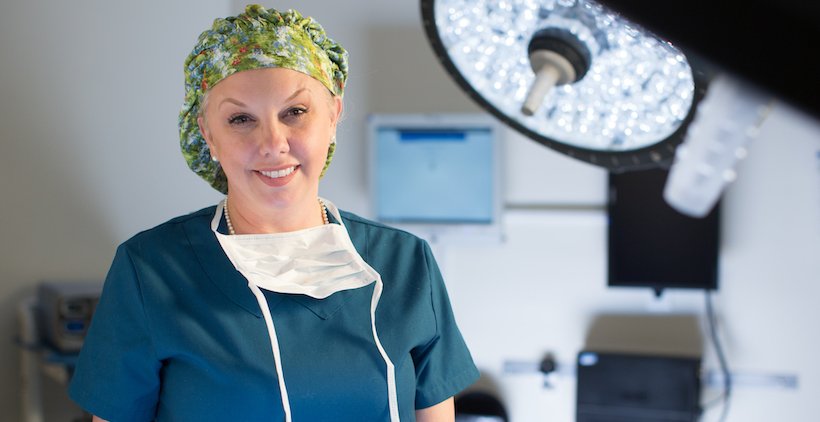 Plastic surgery at Dopson Family Medical Center