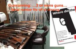 Gunrunning