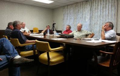 Edgar County Board - Aug 12, 2013