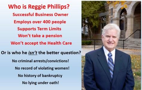 Reggie Vetting Article