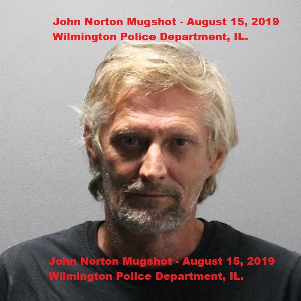 """John Norton Arrested; Said """"I Know How To Kill People And"""