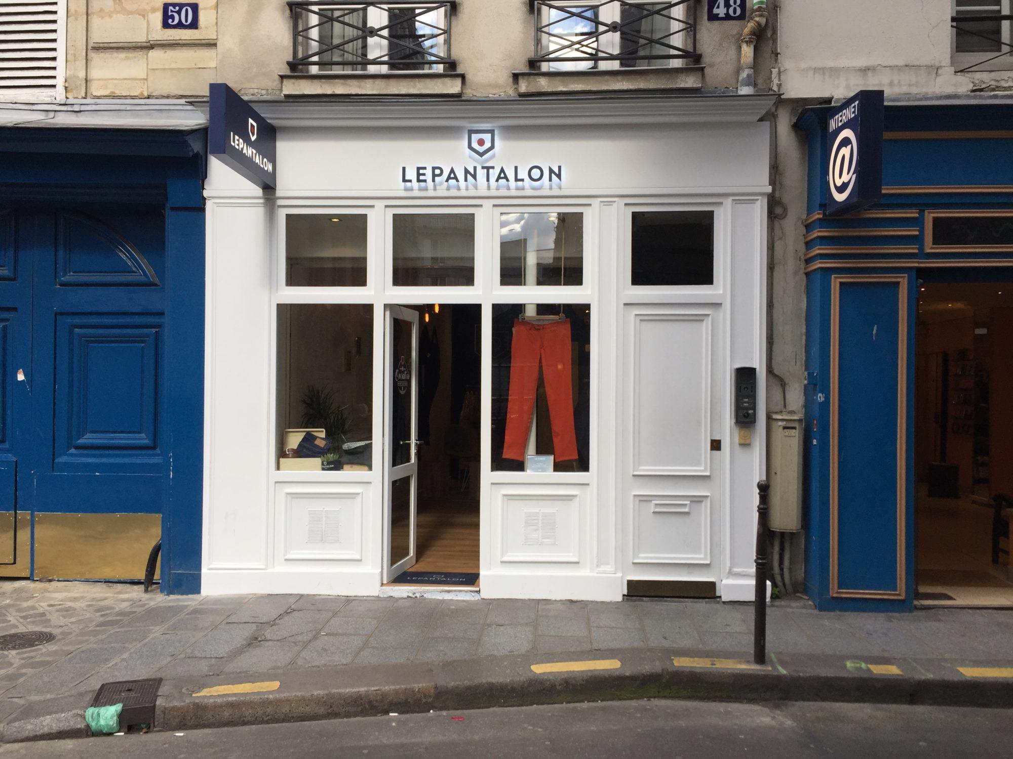 boutique Le Pantalon