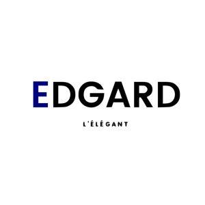 Logo Edgard L'élégant