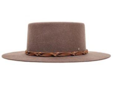 bridger hat de brixton couleur marron