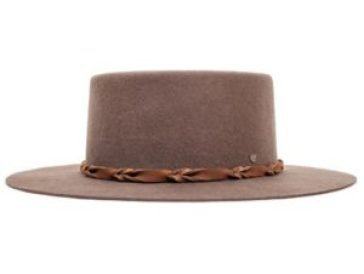 bridger hat de brixton couleur marron