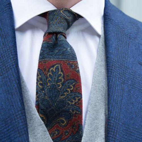 comment choisir son noeud de cravate pour costume
