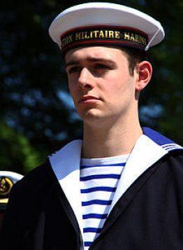 marinière authentique homme